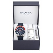 Мужские часы Nautica NST-07 Multi Na14669g