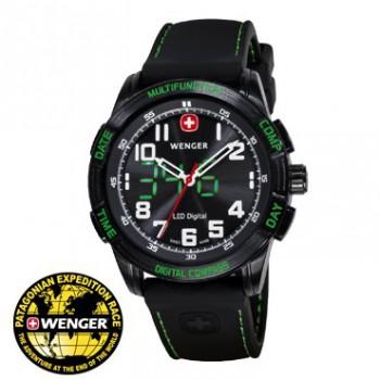 Мужские часы Wenger Watch LED NOMAD W70433
