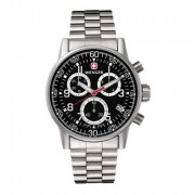 Мужские часы Wenger Watch COMMANDO Chrono Big Crown W70816