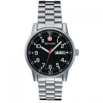 Мужские часы Wenger Watch COMMANDO Day Date W70163