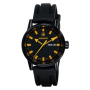 Мужские часы Wenger Watch COMMANDO Day Date Black Line W70173