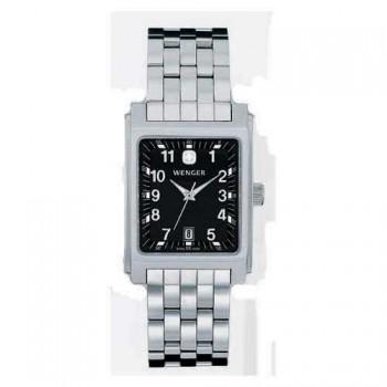 Мужские часы Wenger Watch ESCORT Rectangle W75126