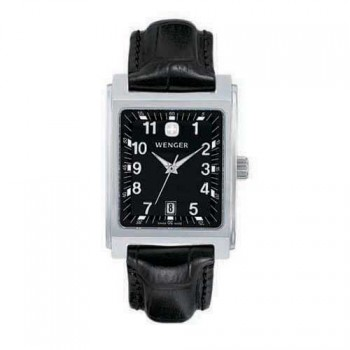 Мужские часы Wenger Watch ESCORT Rectangle W75125