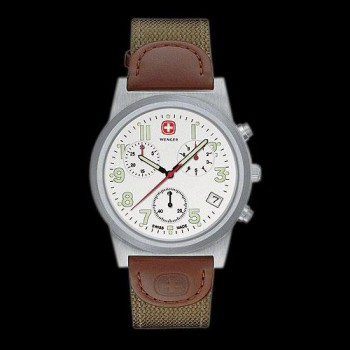 Мужские часы Wenger Watch FIELD Chrono W72950w