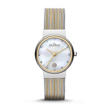 Женские часы Skagen ANCHER Sk355ssgs