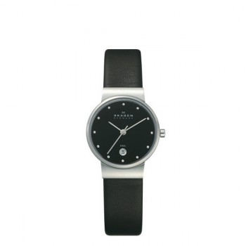 Женские часы Skagen ANCHER Sk355sslb