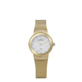 Женские часы Skagen LUXURY Sk812sgg