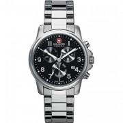 Мужские часы Swiss Military Hanowa SWISS S&R Chrono Hs06-5142.04.007