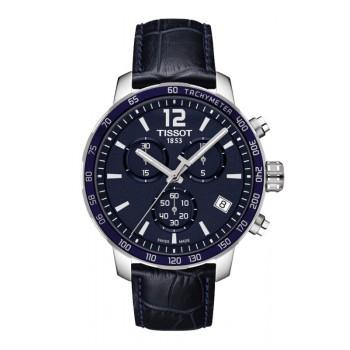 Мужские часы Tissot QUICKSTER T095.417.16.047.00