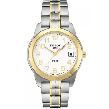 Мужские часы Tissot PR50 T34.2.481.14