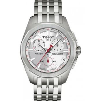 Мужские часы Tissot PRC100 Chrono T22.1.686.31