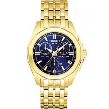 Мужские часы Tissot PRC100 Chrono T22.5.686.41