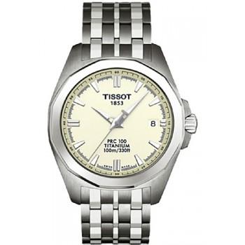 Мужские часы Tissot PRC100 Titanium T008.410.44.261.00