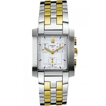 Мужские часы Tissot TXL&TXS T60.2.587.33