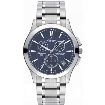 Мужские часы Atlantic SEAHUNTER Chrono At71465.41.51