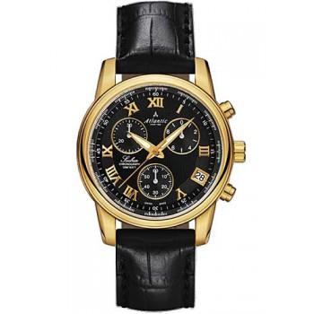 Мужские часы Atlantic SEABASE Chrono At64450.45.68