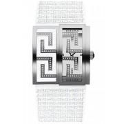 Женские часы Versace V-GRECA Sliding Cover Vr65q91sd001 s001