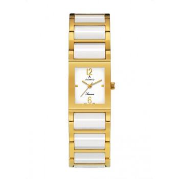 Женские часы Atlantic SEARAMIC Square At92045.55.15