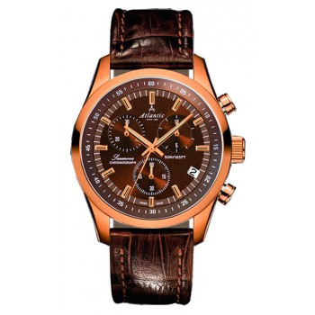 Мужские часы Atlantic SEAMOVE Chrono At65451.44.81