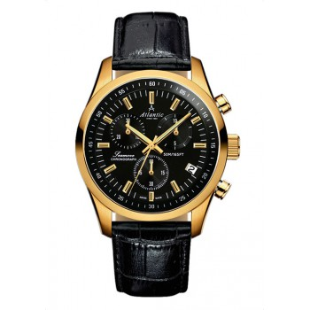 Мужские часы Atlantic SEAMOVE Chrono At65451.45.61