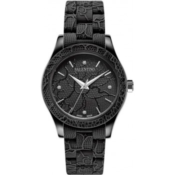 Женские часы Valentino LACE VL57mbq6r09is009