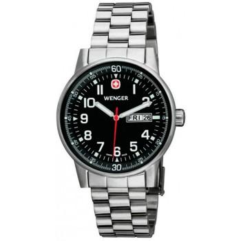 Мужские часы Wenger Watch COMMANDO Day Date XL W70163.xl