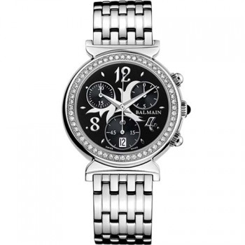 Женские часы Balmain MADRIGAL CHRONO LADY SL Bm5875.33.62