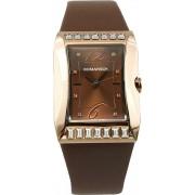 Женские часы Romanson RL0358TLRG BROWN