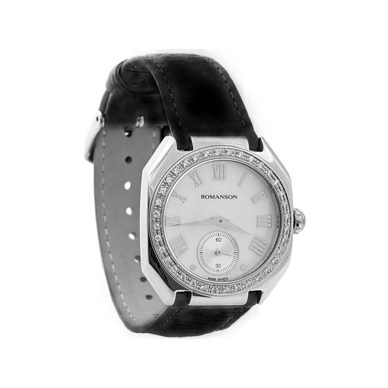 5dd36e7c Женские часы Romanson RL1208QLWH WH