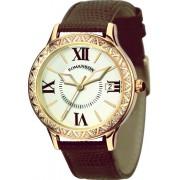 Женские часы Romanson RL1222QLGD WH