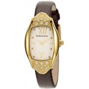 Женские часы Romanson RL1266QLGD WH