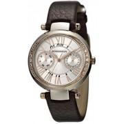 Женские часы Romanson RL2612QLR2T WH BROWN