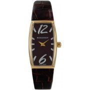 Женские часы Romanson RL2635LG BROWN