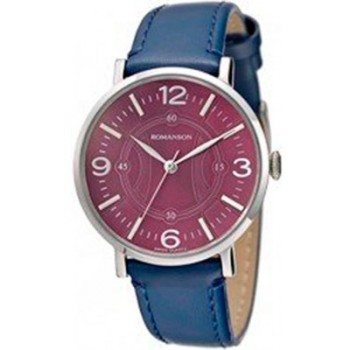 Женские часы Romanson RL4217LWH Pink