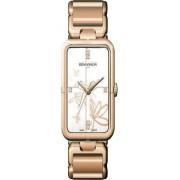Женские часы Romanson RM0356LRG WH