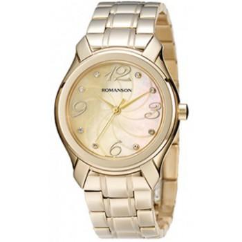Женские часы Romanson RM3214LRG RG