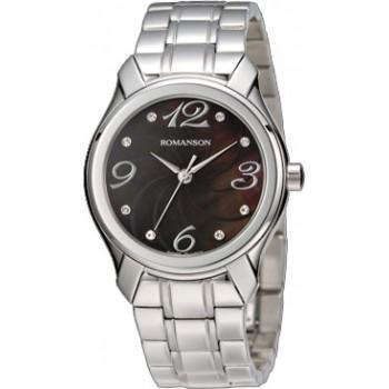 Женские часы Romanson RM3214LW BK