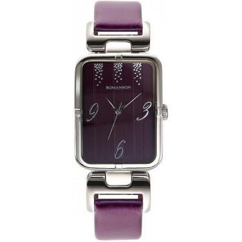Женские часы Romanson RN0356LWH PUR