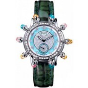 Женские часы Romanson SL4129BLWH GN