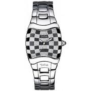 Женские часы Romanson SM3118BLWH BK