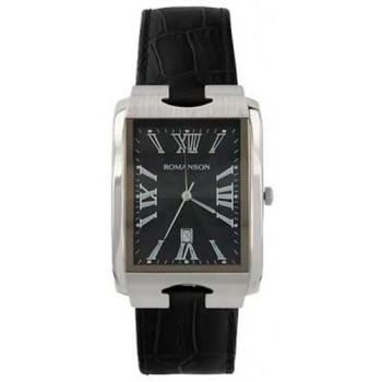 Мужские часы Romanson TL0186CXWH BK