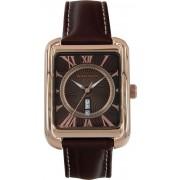 Мужские часы Romanson TL0353MRG BROWN