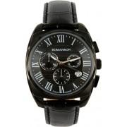 Мужские часы Romanson TL1262HMB BK