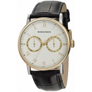 Мужские часы Romanson TL1275BM2T WH