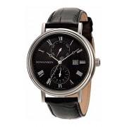 Мужские часы Romanson TL1276BMWH BK