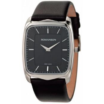 Мужские часы Romanson TL2618MWH BK
