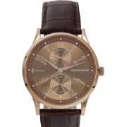 Мужские часы Romanson TL2648BMRG BROWN