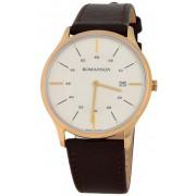 Мужские часы Romanson TL3218MRG WH