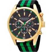 Мужские часы Romanson TL4246HMGD BK