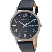 Мужские часы Romanson TL4257MWH BK